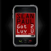 SEAN PAUL - GOT 2 LUV U