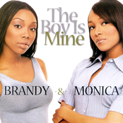 BRANDY  MONICA sur Cannes Radio