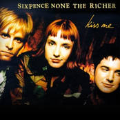 SIXPENCE NONE THE RICHER sur Sweet FM