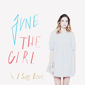 JUNE THE GIRL sur Cannes Radio