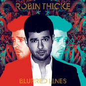 ROBIN THICKE sur Sweet FM